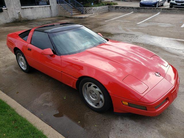 1996 Chevrolet Corvette Coupe Auto, AM/FM Radio, Glass Top, Alloys in Dallas, Texas 75220