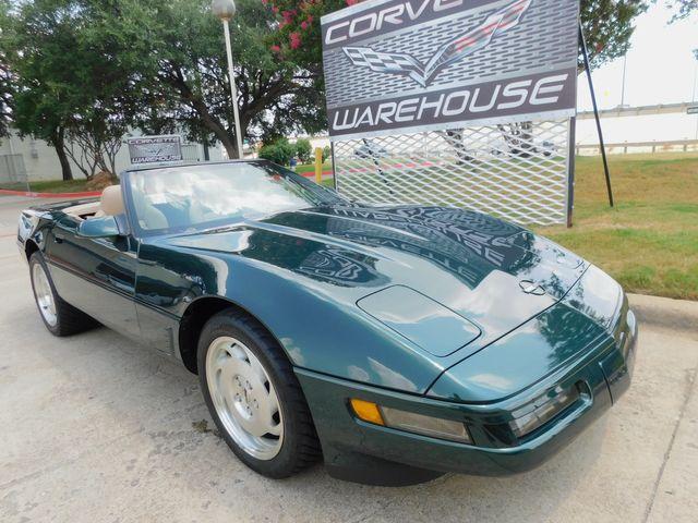 1996 Chevrolet Corvette Convertible LT-4 330HP, CD, 1-Owner 38k in Dallas, Texas 75220