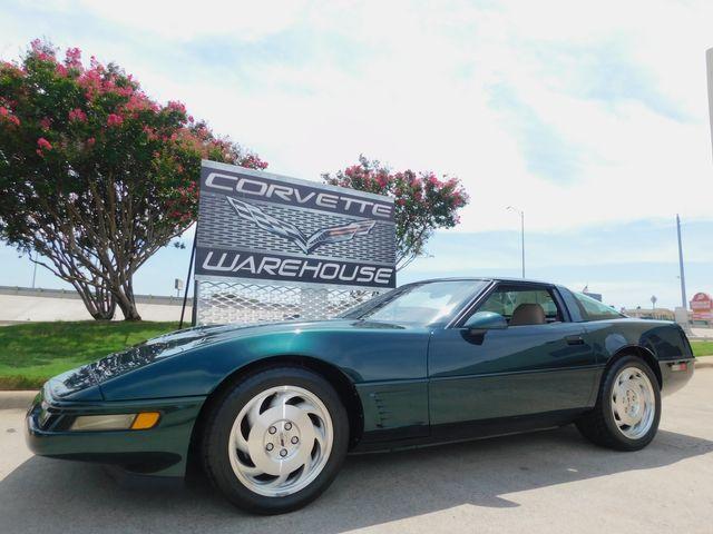 1996 Chevrolet Corvette Coupe Automatic, AM-FM Radio, Alloy Wheels 42k