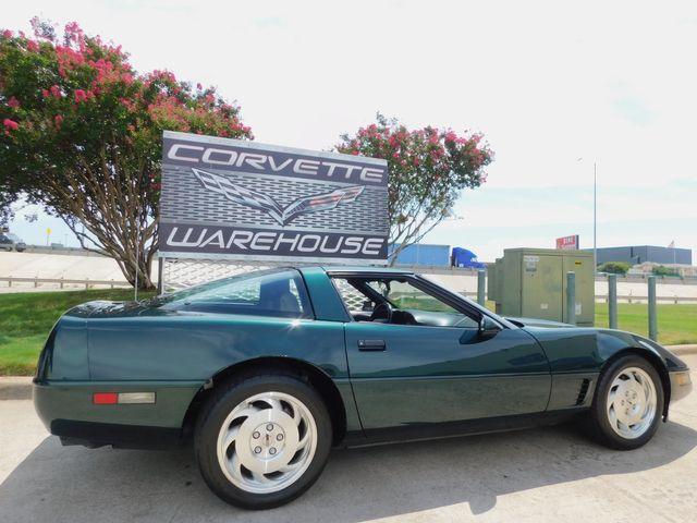 1996 Chevrolet Corvette Coupe Automatic, AM-FM Radio, Alloy Wheels 42k in Dallas, Texas 75220