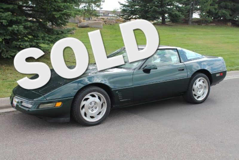 1996 Chevrolet Corvette Coupe  city MT  Bleskin Motor Company   in Great Falls, MT