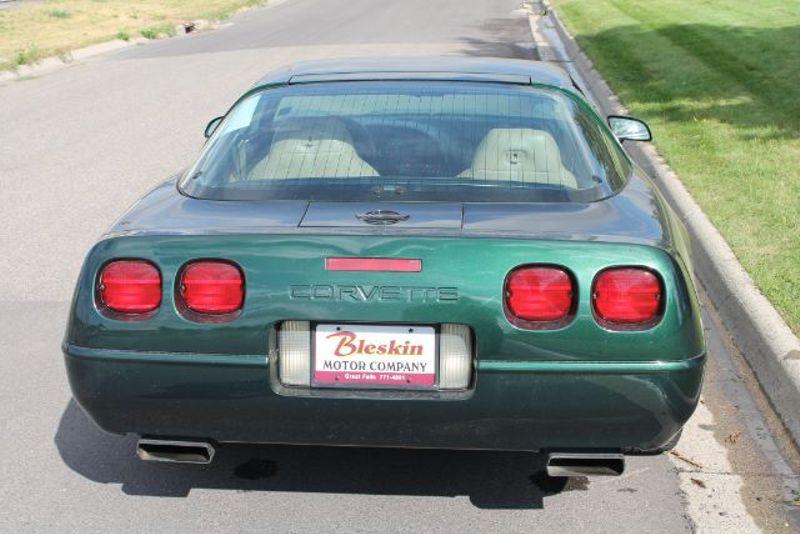 1996 Chevrolet Corvette Coupe  city MT  Bleskin Motor Company   in Great Falls, MT