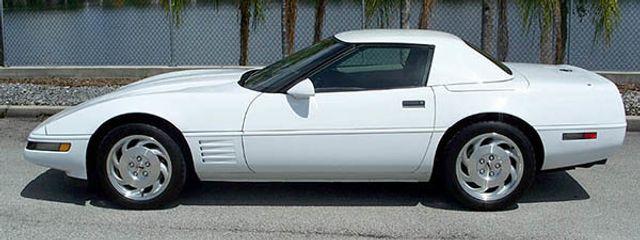 1996 Chevrolet Corvette LT4 w/Hardtop