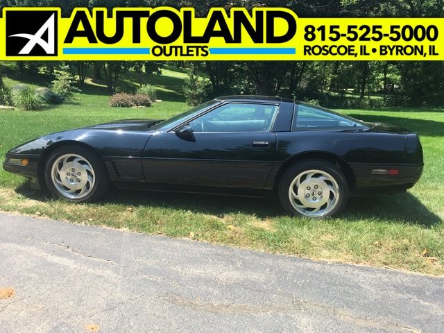 1996 Chevrolet Corvette in Roscoe, IL 61073