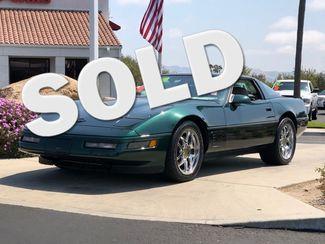 1996 Chevrolet Corvette  | San Luis Obispo, CA | Auto Park Sales & Service in San Luis Obispo CA