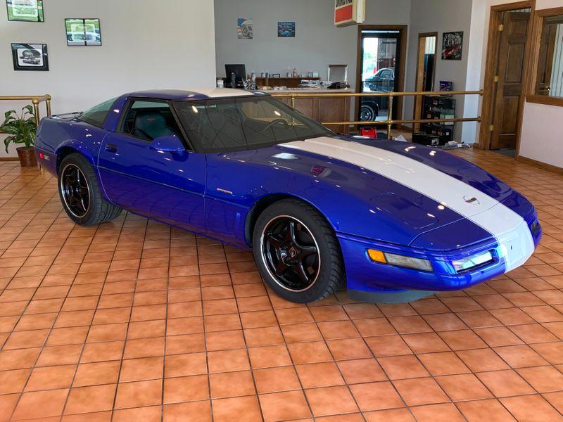 1996 Chevrolet Corvette Grand Sport 8000  Miles  St Charles Missouri  Schroeder Motors  in St. Charles, Missouri