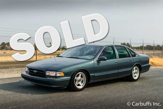 1996 Chevrolet Impala SS    Concord, CA   Carbuffs in Concord