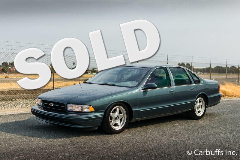1996 Chevrolet Impala SS  | Concord, CA | Carbuffs