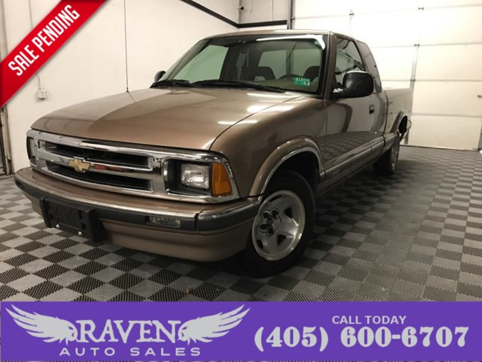 1996 Chevrolet S10 Ls V6 Pw Pl City Oklahoma Raven Auto Sales Chevy Tail Light Wiring Harness Cap In