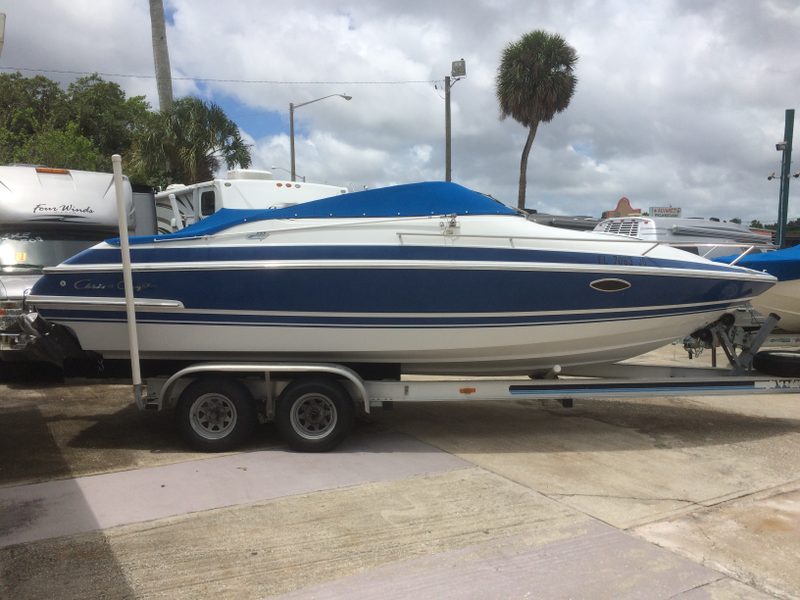 1996 Chris Craft 230 Concept   city FL  Manatee RV  in Palmetto, FL
