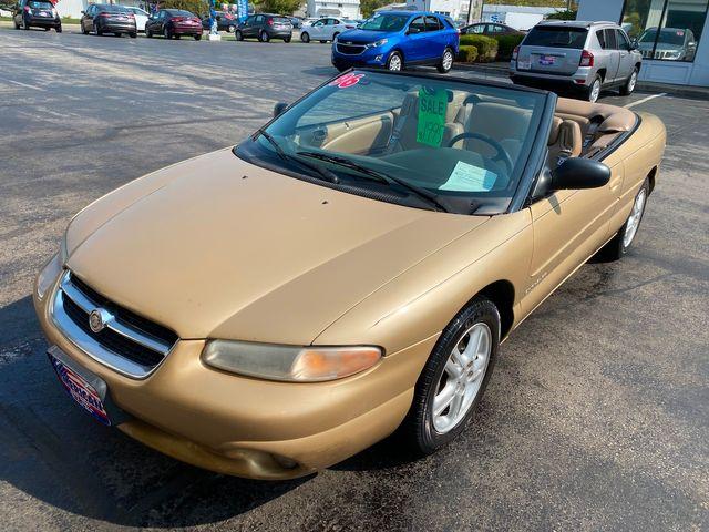 1996 Chrysler Sebring Convertible *SOLD