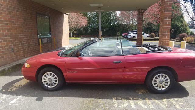 1996 Chrysler Sebring JX