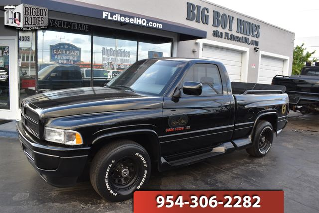 1996 Dodge Ram 1500 Richard Petty Edition