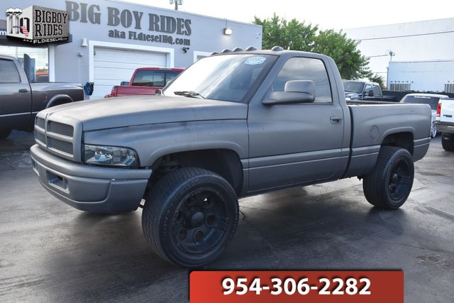 1996 Dodge Ram 2500 Shorty 12 Valve