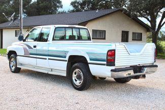 1996 Dodge Ram 2500 SLT Laramie Club Cab 5.9L 12 Valve Cummins Diesel Auto Sealy, Texas 9