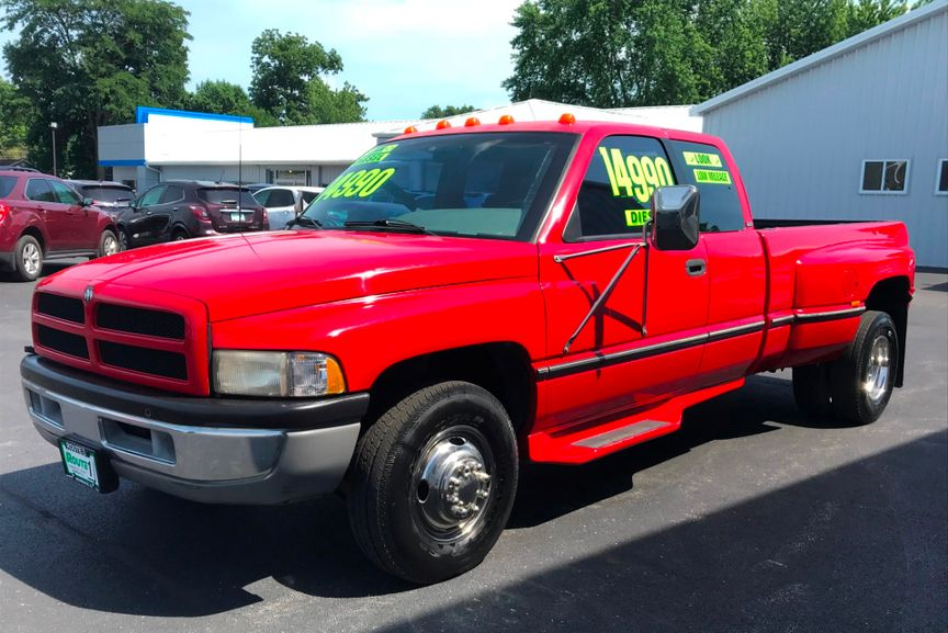 1996 Dodge Ram 3500 Dyer In Johns Auto Sales Inc