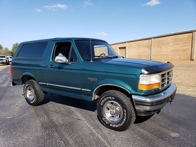 1996 Ford Bronco XLT Premium 5.8L 4x4 in Hope Mills, NC 28348