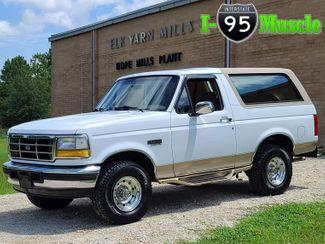 1996 Ford Bronco Eddie Bauer in Hope Mills, NC 28348