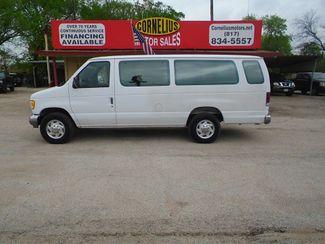 1996 Ford Club Wagon XL   Fort Worth, TX   Cornelius Motor Sales in Fort Worth TX
