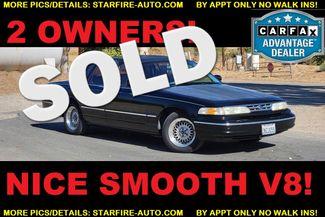 1996 Ford Crown Victoria LX Santa Clarita, CA