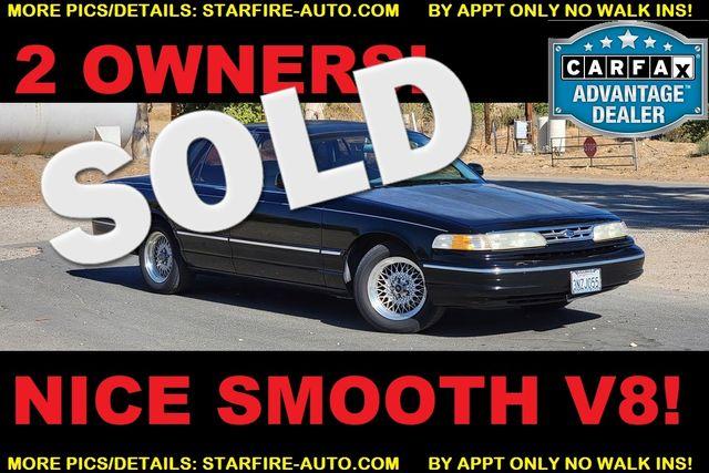 1996 Ford Crown Victoria LX Santa Clarita, CA 0