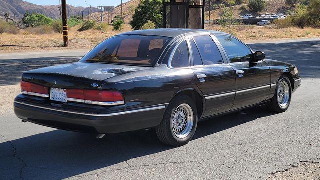 1996 Ford Crown Victoria LX Santa Clarita, CA 6