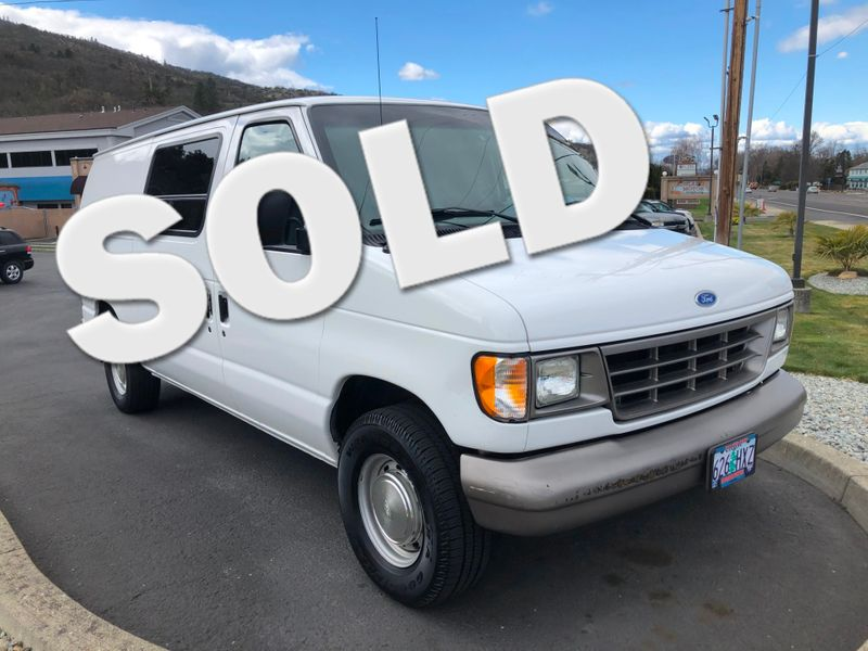 1996 Ford Econoline Cargo Van 150 | Ashland, OR | Ashland Motor Company in Ashland OR