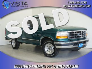 1996 Ford F-150 Special XLT  city Texas  Vista Cars and Trucks  in Houston, Texas