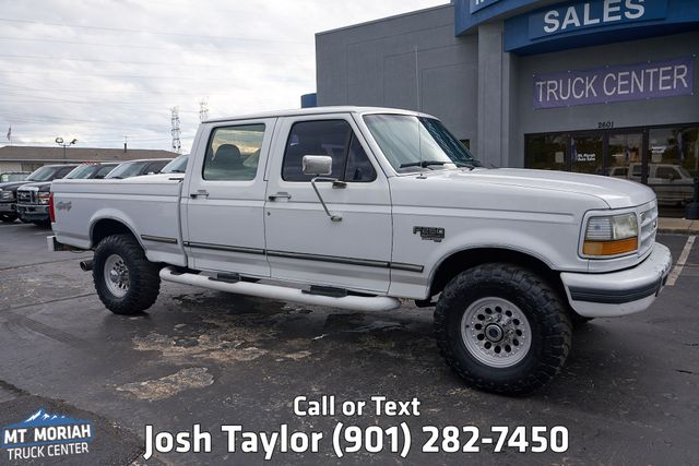 1996 Ford F-250 Crew Cab 7.3 Powerstroke Diesel 4X4 in Memphis Tennessee, 38115