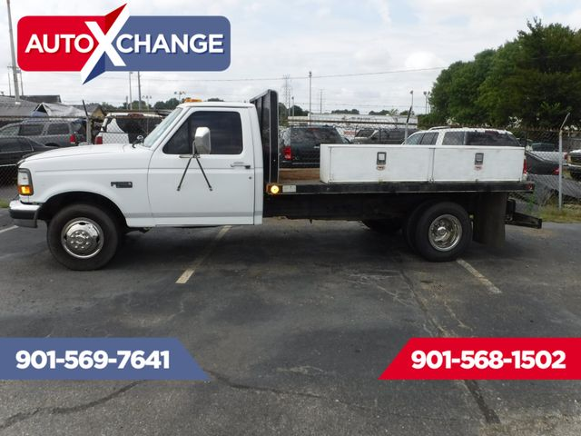 1996 Ford F-350 Chassis Cab Flat Bed 7.3 Diesel Dually