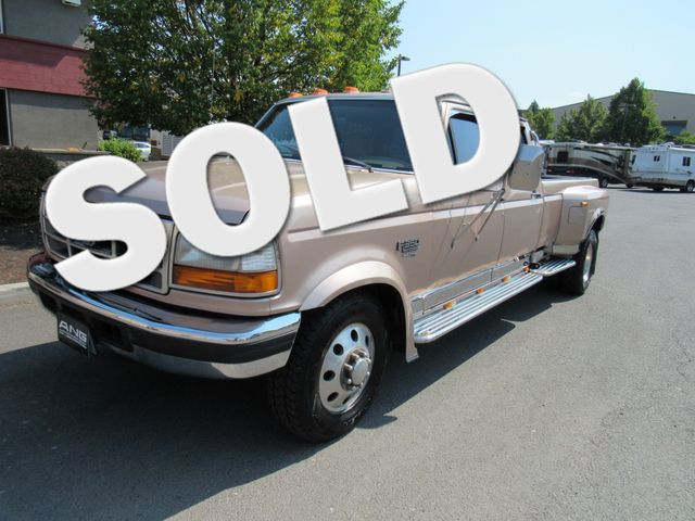 1996 Ford F-350 Crew Cab 2WD  Dually Only 100,345 Miles. 7.3 Bend, Oregon