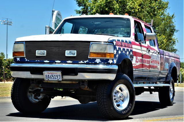 1996 Ford F-350 Crew Cab in Reseda, CA, CA 91335