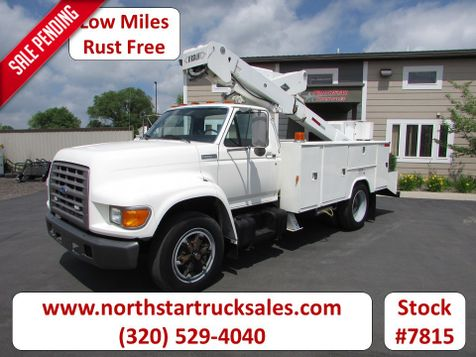 1996 Ford F-Series Bucket Utility Truck  in St Cloud, MN