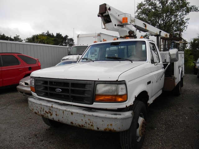 1996 Ford F450SD