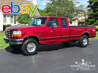 1996 Ford F250 Obs 7.3l Powerstroke DIESEL 4X4 SUPERCAB LOW MILES WOW in Woodbury, New Jersey 08096