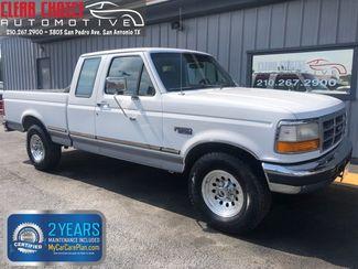 1996 Ford F250 XLT in San Antonio, TX 78212