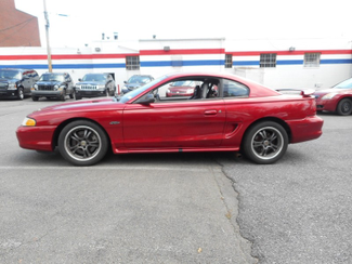 1996 Ford Mustang GT  city Virginia  Yates Auto Sales  in Alexandria, Virginia
