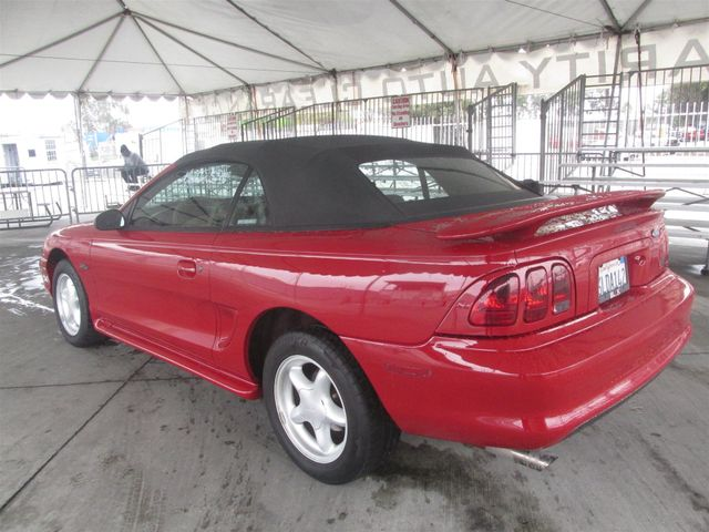 1996 Ford Mustang GT Gardena, California 1