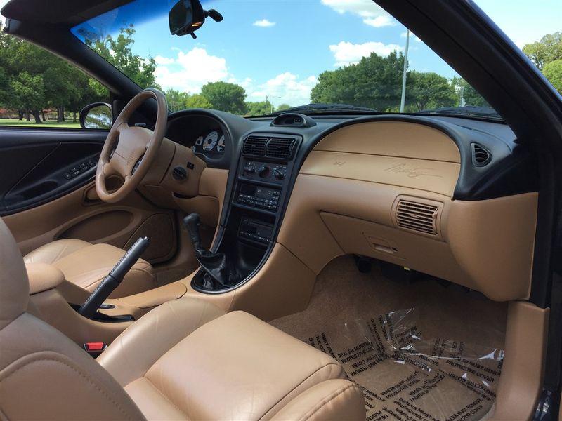1996 Ford SVT Mustang Cobra NICE LOW MILES! in Rowlett, Texas