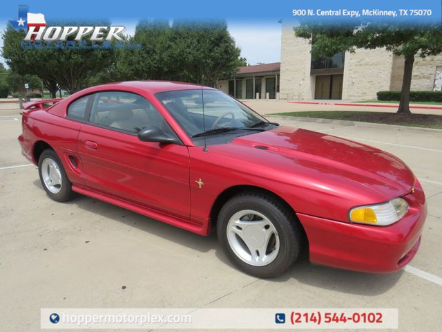 1996 Ford Mustang V6