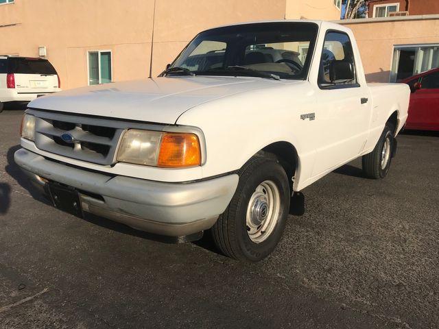 1996 Ford Ranger XL Single Cab