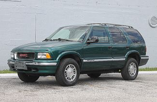 1996 GMC Jimmy SLT Hollywood, Florida 35