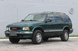 1996 GMC Jimmy SLT Hollywood, Florida 10