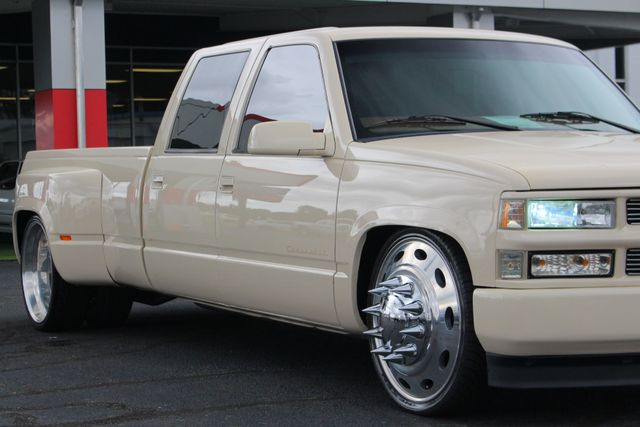 1997 Chevrolet C/K 3500 Crew Cab RWD - 2013 SEMA BUILD - AIR RIDE - BAGGED Mooresville , NC 26