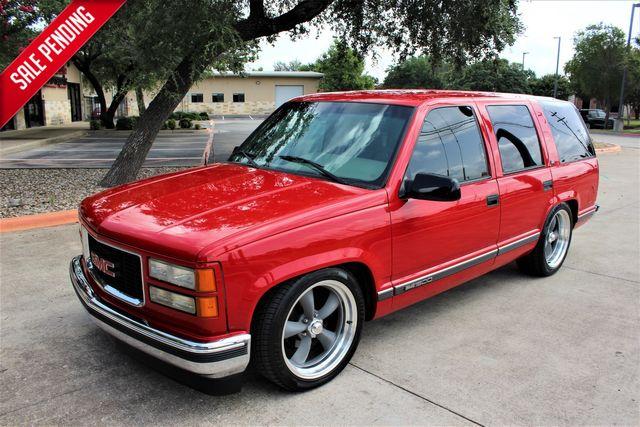 1996 GMC Yukon SLT in Austin, Texas 78726