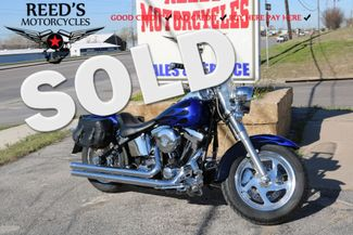 1996 Harley Davidson FAT BOY  | Hurst, Texas | Reed's Motorcycles in Hurst Texas