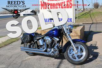 1996 Harley Davidson FAT BOY    Hurst, Texas   Reed's Motorcycles in Hurst Texas