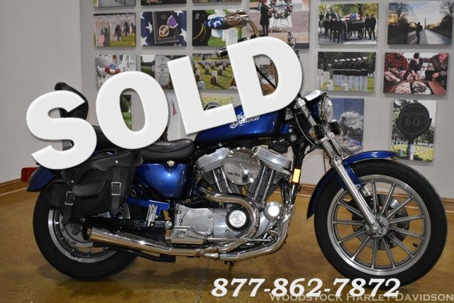 1996 Harley-Davidson SPORTSTER 1200 XLH2100 1200 XLH1200 Chicago, Illinois