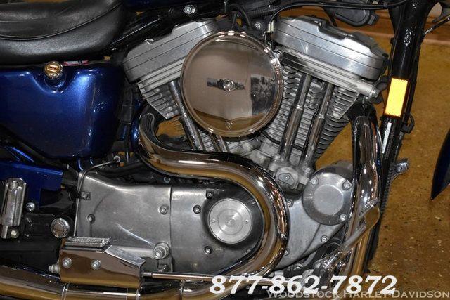 1996 Harley-Davidson SPORTSTER 1200 XLH2100 1200 XLH1200 Chicago, Illinois 12