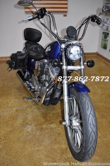 1996 Harley-Davidson SPORTSTER 1200 XLH2100 1200 XLH1200 Chicago, Illinois 3
